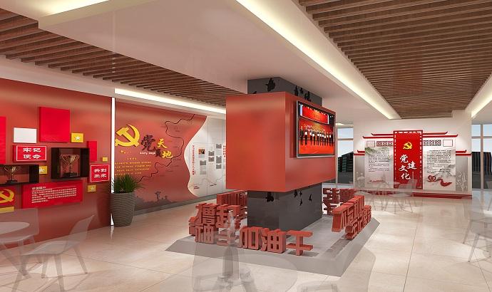 党建展馆建设专家,深入研究红色文化。
